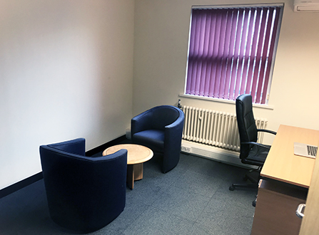 Counselling and Therapy Rooms to Hire in Bury St Edmunds