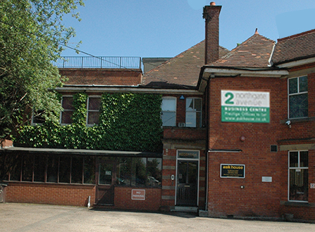 TWO Northgate Avenue Business Centre ASK House