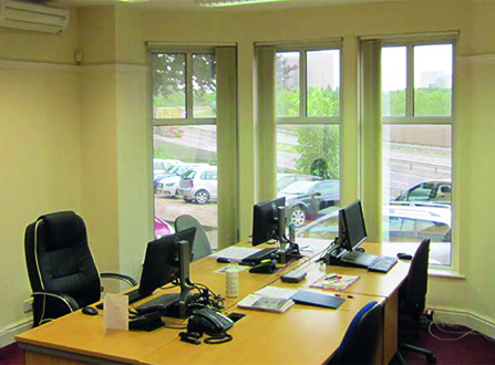 Flexible Coworking & Hot Desk Space in Bury St Edmunds