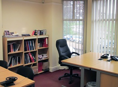 1-2 person serviced offices Bury St Edmunds