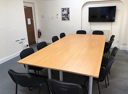 Large and Small Business Meeting Room Hire Bury St Edmunds